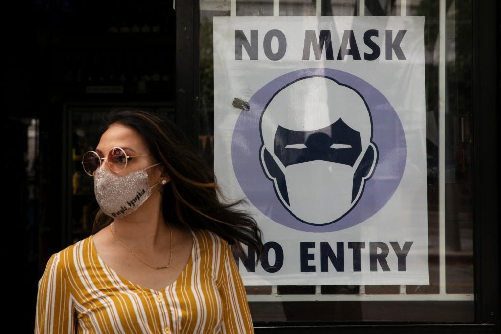 Coronavirus soars as California heads into July 4 weekend