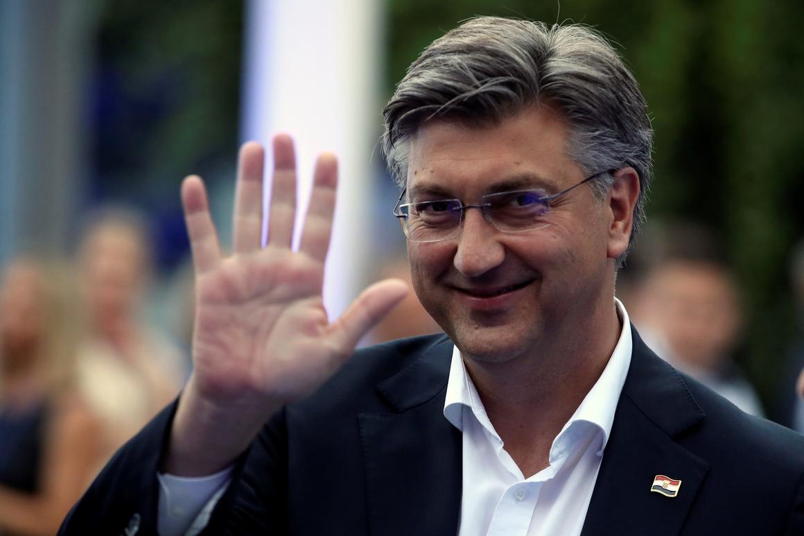 Croatia's ruling conservatives win parliament vote