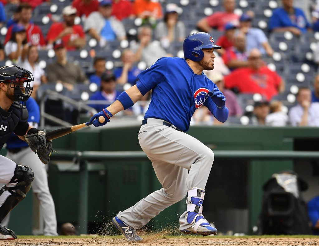 Cubs Notes: Epstein, Extensions, Catchers