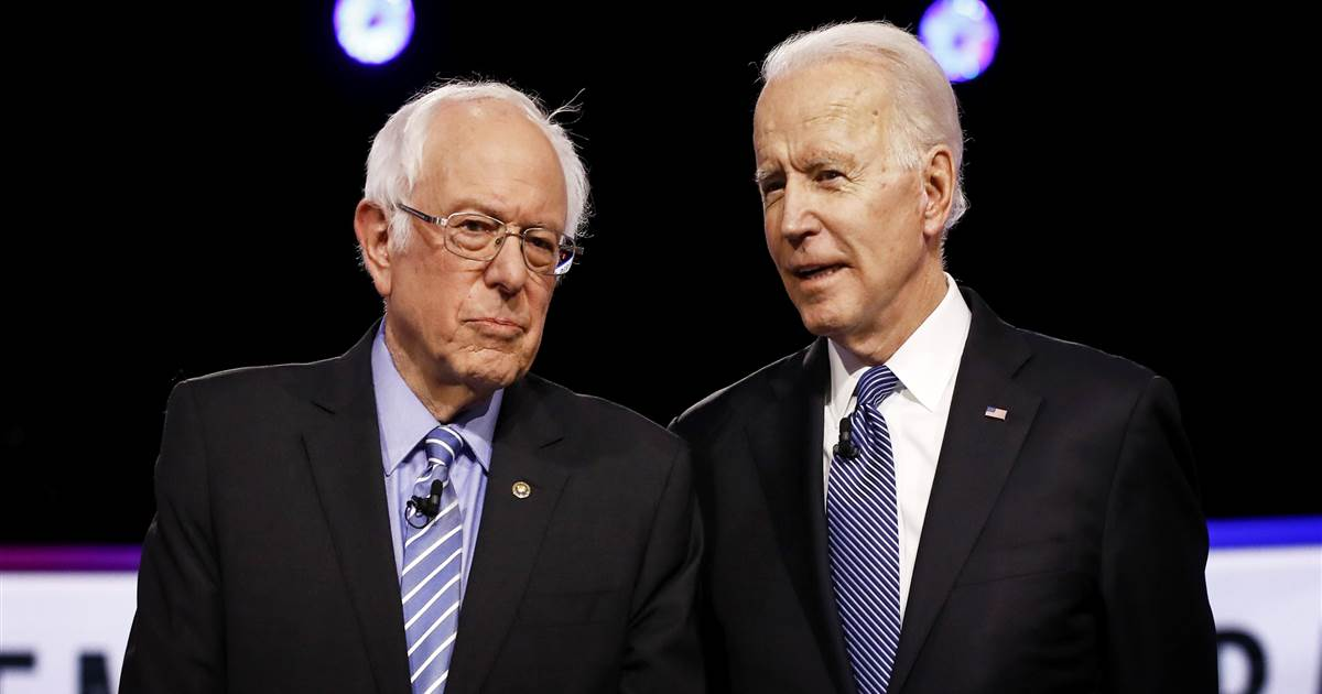 Democratic task forces send Biden a progressive policy roadmap