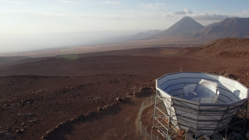 Desert telescope takes intention at ageing our Universe