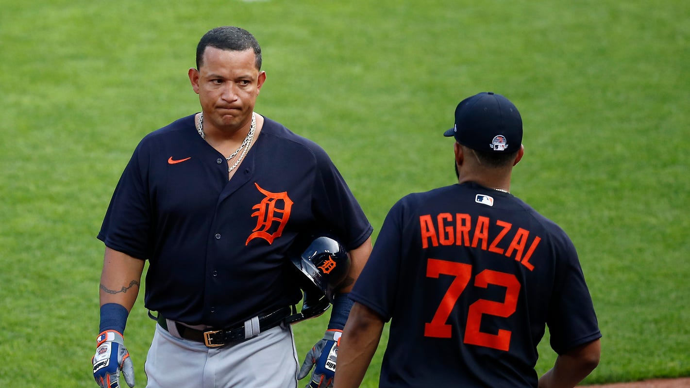 Detroit Tigers release 30-man Opening Day roster