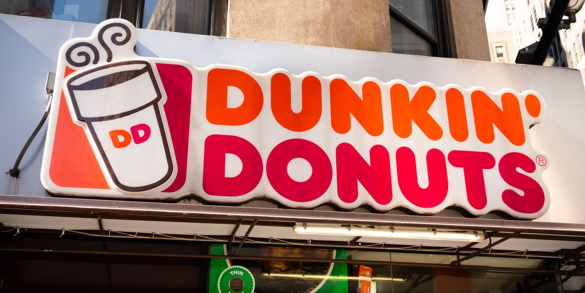 Dunkin' Is Closing 450 Locations Inside Of Gas Stations