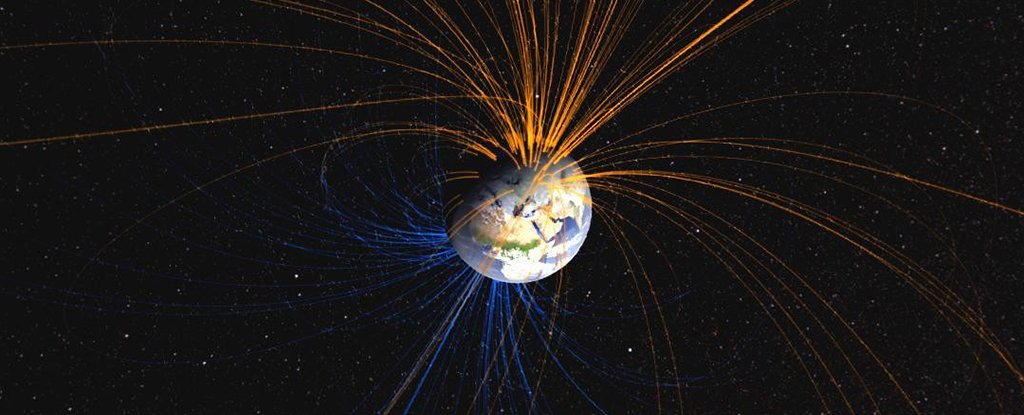 Earth's Magnetic Field Could Be Changing Much Faster Than We Ever Realised