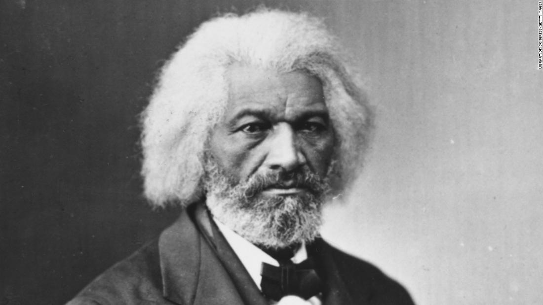 Frederick Douglass' descendants recite his famous speech about July 4th