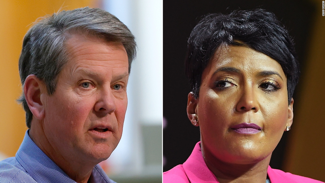 Georgia mayors speak out in opposition to governor's ban on experience mask mandates