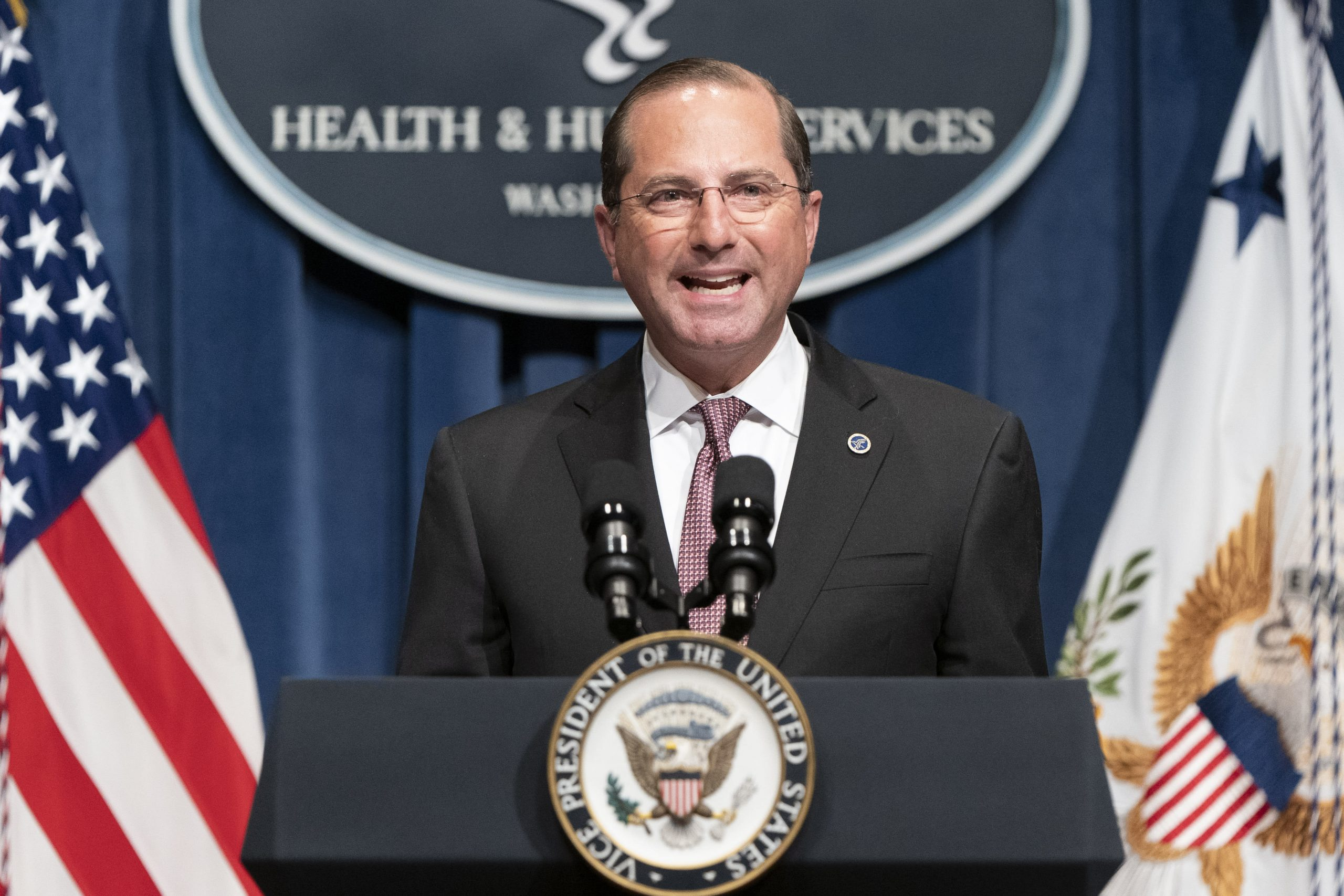 HHS unveils new coronavirus hospitalization database, suggests it can be extra finish than CDC's