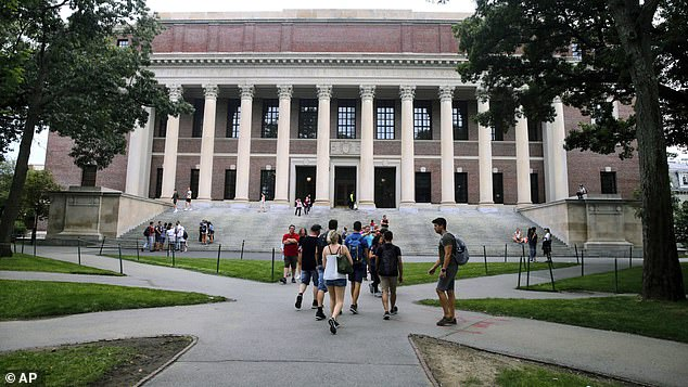 Harvard University has announced that all learning will be done remotely and tuition will remain at nearly $50,000 as federal immigration authorities say international students will be forced to leave the US if their schools offer classes entirely online this fall