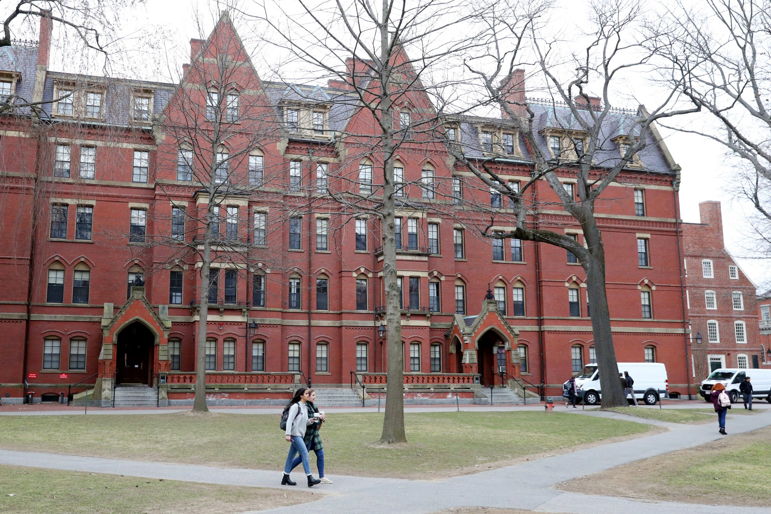 Harvard will allow some students on campus this fall so long as they take coronavirus tests every three days