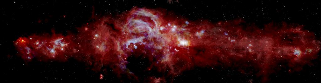 Milky Way Center