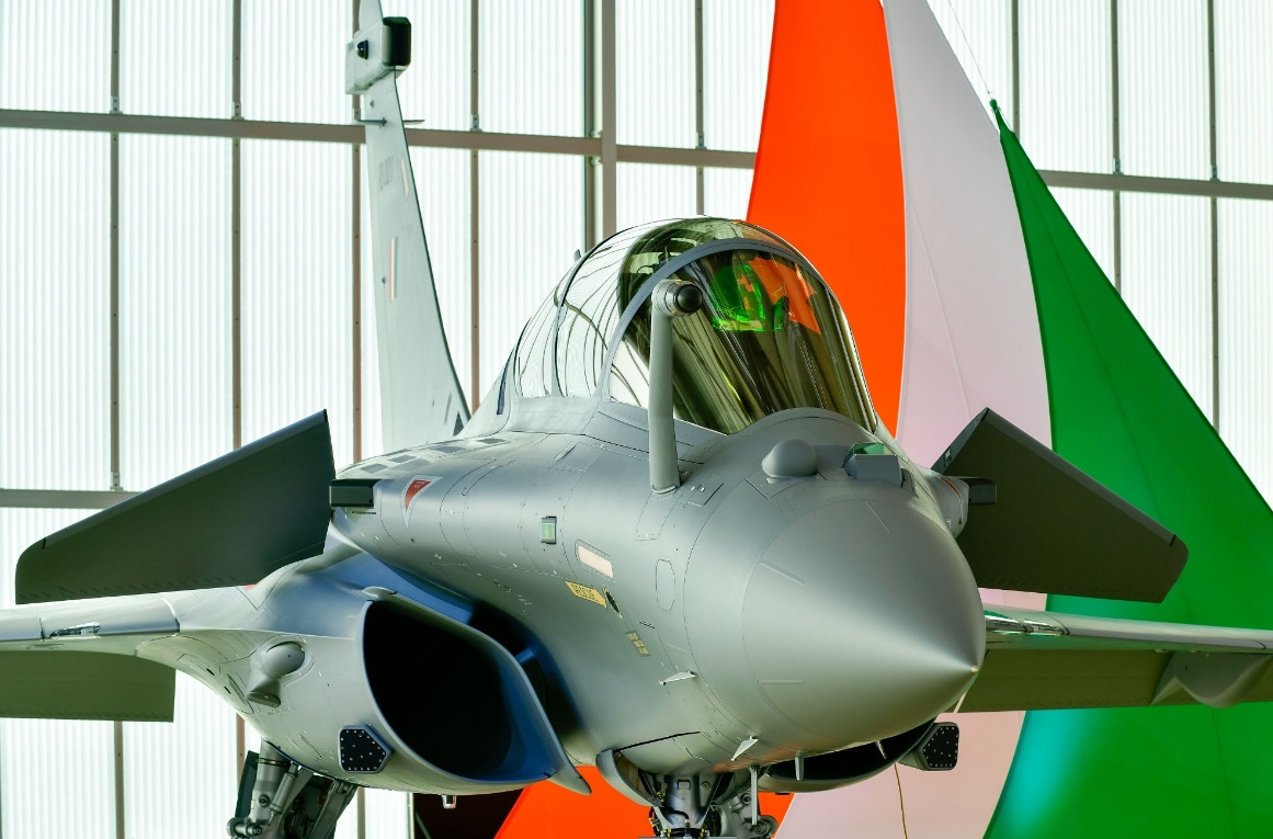Rafale combat jet