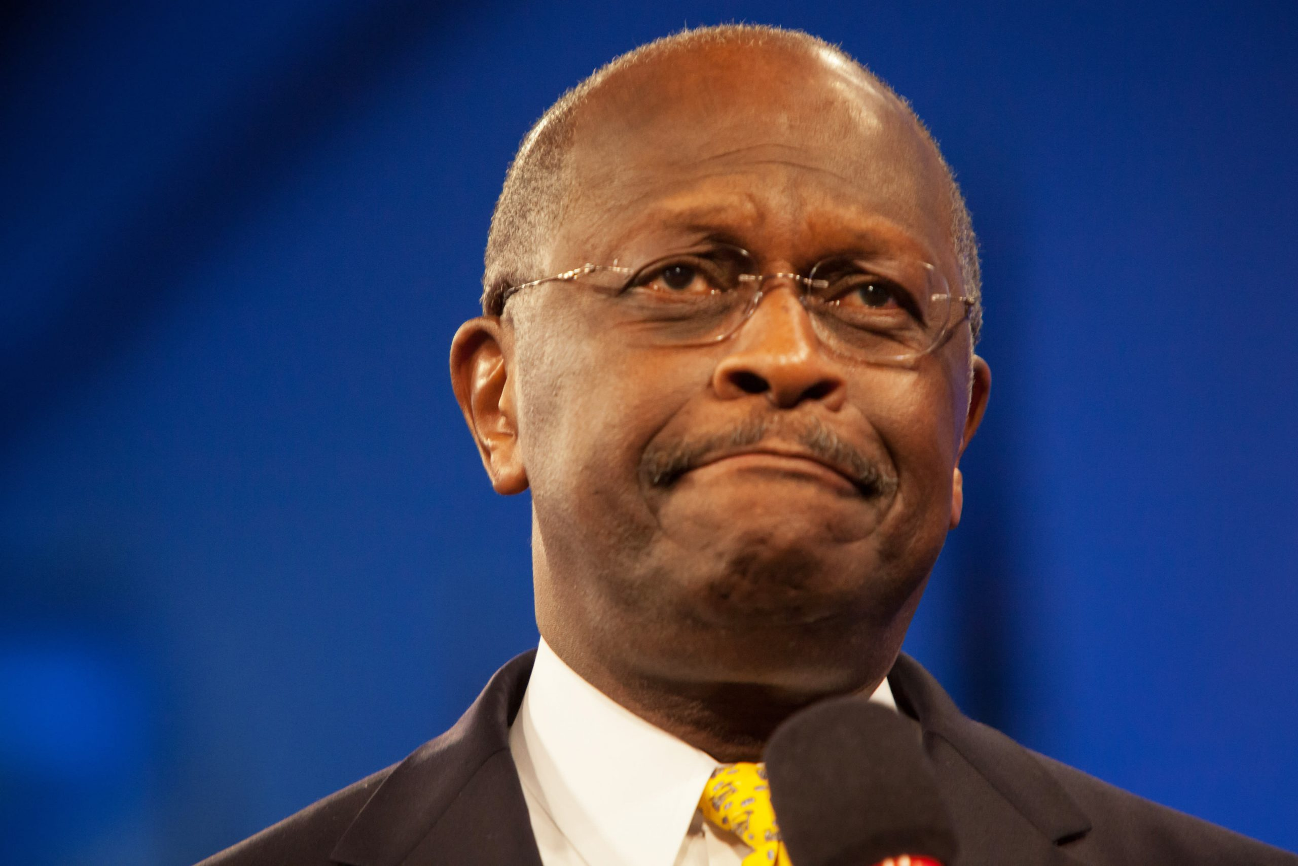 Herman Cain, former GOP presidential candidate, dies after battle with coronavirus