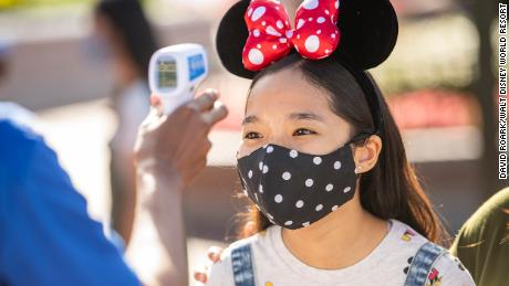 Disney Parks chief on reopening: 'We are in a new normal'