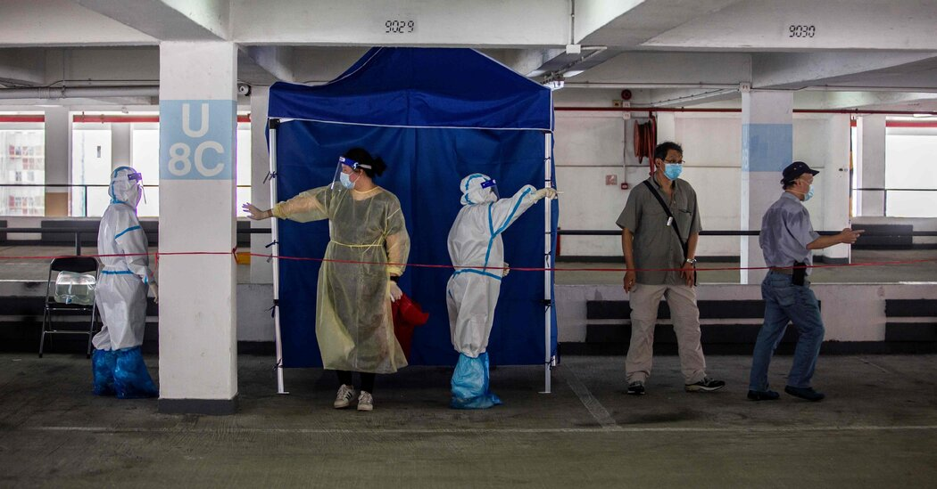 Hong Kong Puzzled by New Coronavirus Wave