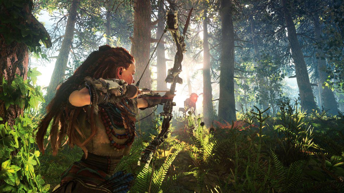 Horizon Zero Dawn PC release date confirmed in new trailer