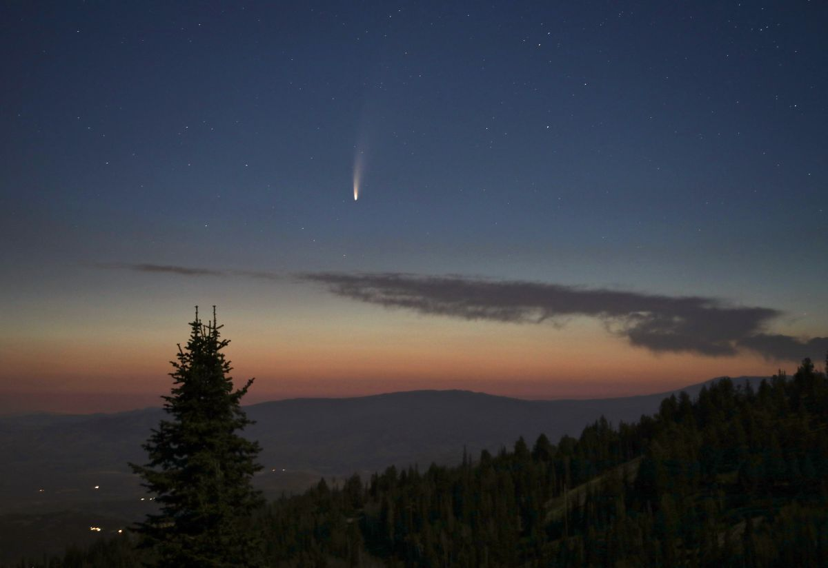 How to photograph Comet NEOWISE: NASA recommendations for stargazers