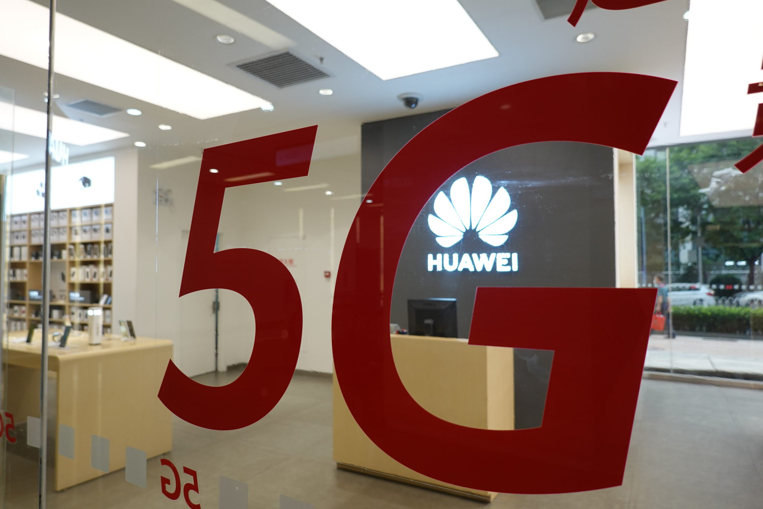 Huawei sees sharp growth slowdown as UK weighs 5G ban on Chinese giant