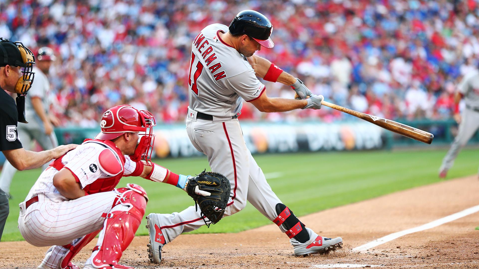 Ian Desmond, Ryan Zimmerman among list of MLB gamers opting out of 2020 season