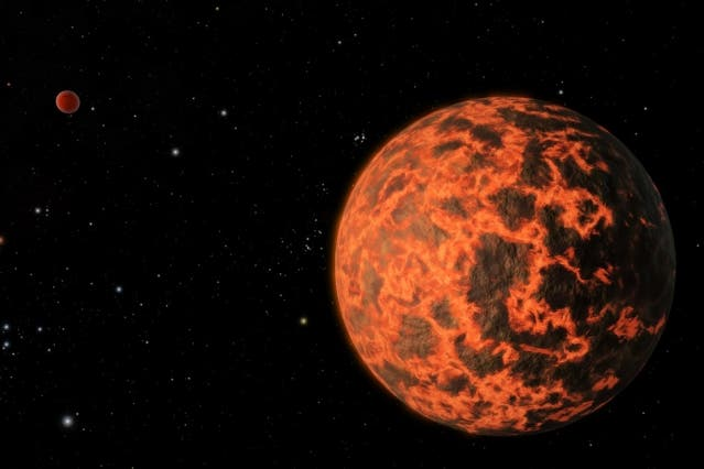 """Ice Giant"" --Blasted Fossil Core of a Massive, Jupiter-Sized Planet Discovered"