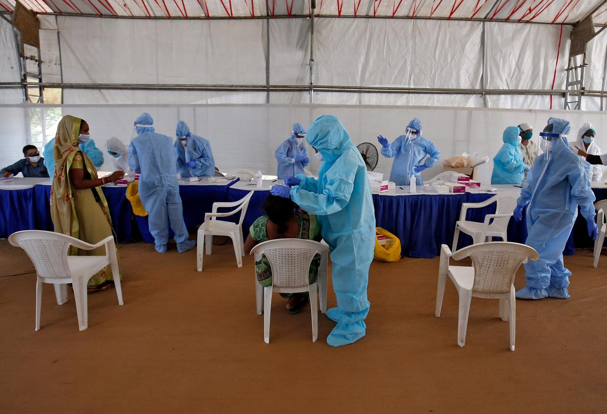 Over 1 million: India joins U.S., Brazil in grim coronavirus club