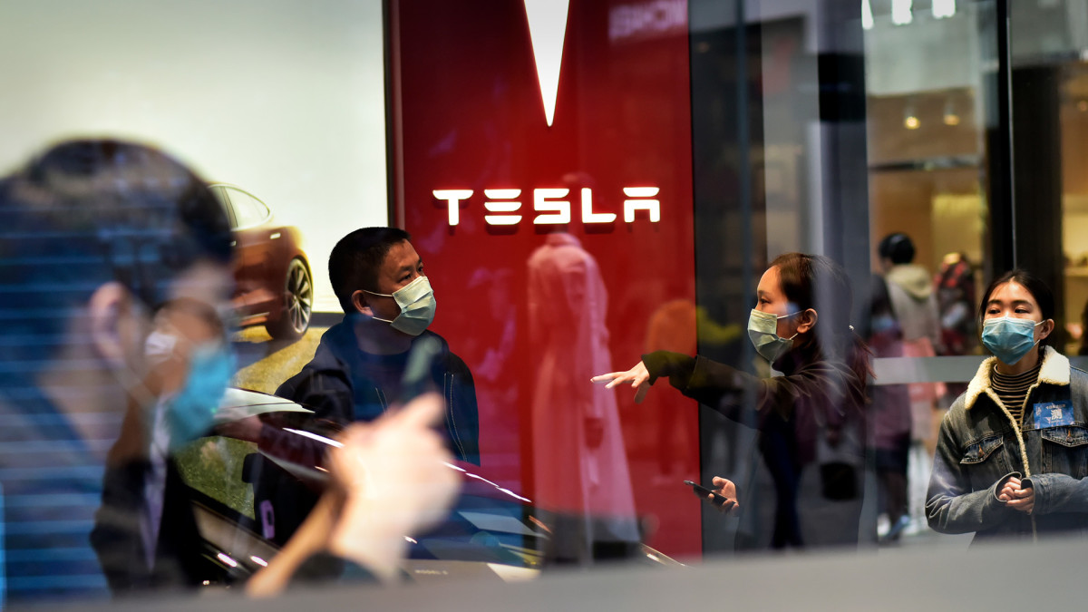 Stock Market Today With Jim Cramer: Buy Tesla's Delivery Beat