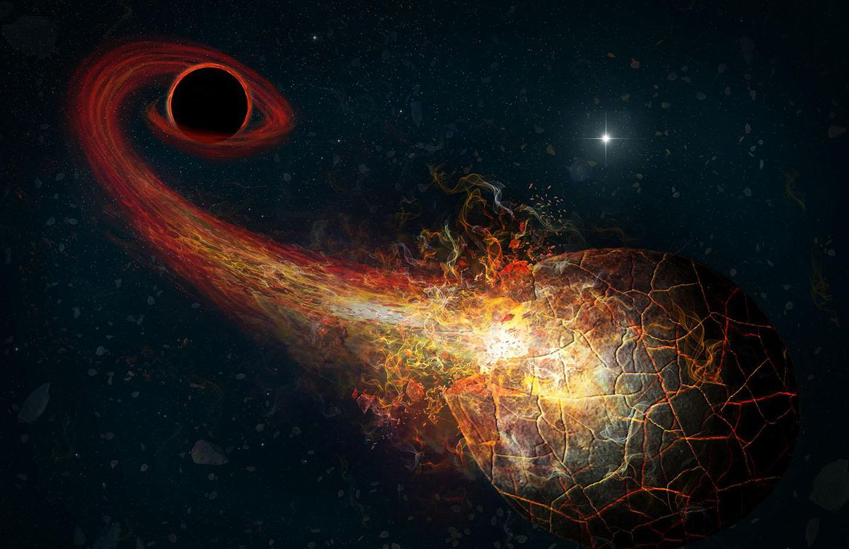 Is Planet 9 Actually A Primordial Black Hole?