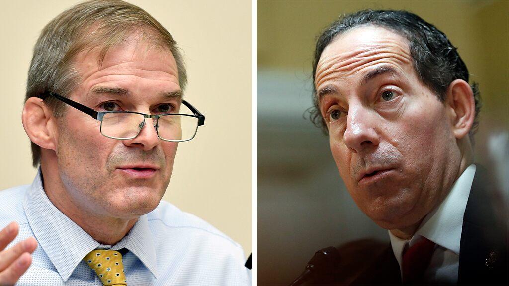 Jim Jordan explodes at Big Tech hearing, drags Jamie Raskin's wife for unmasking Flynn