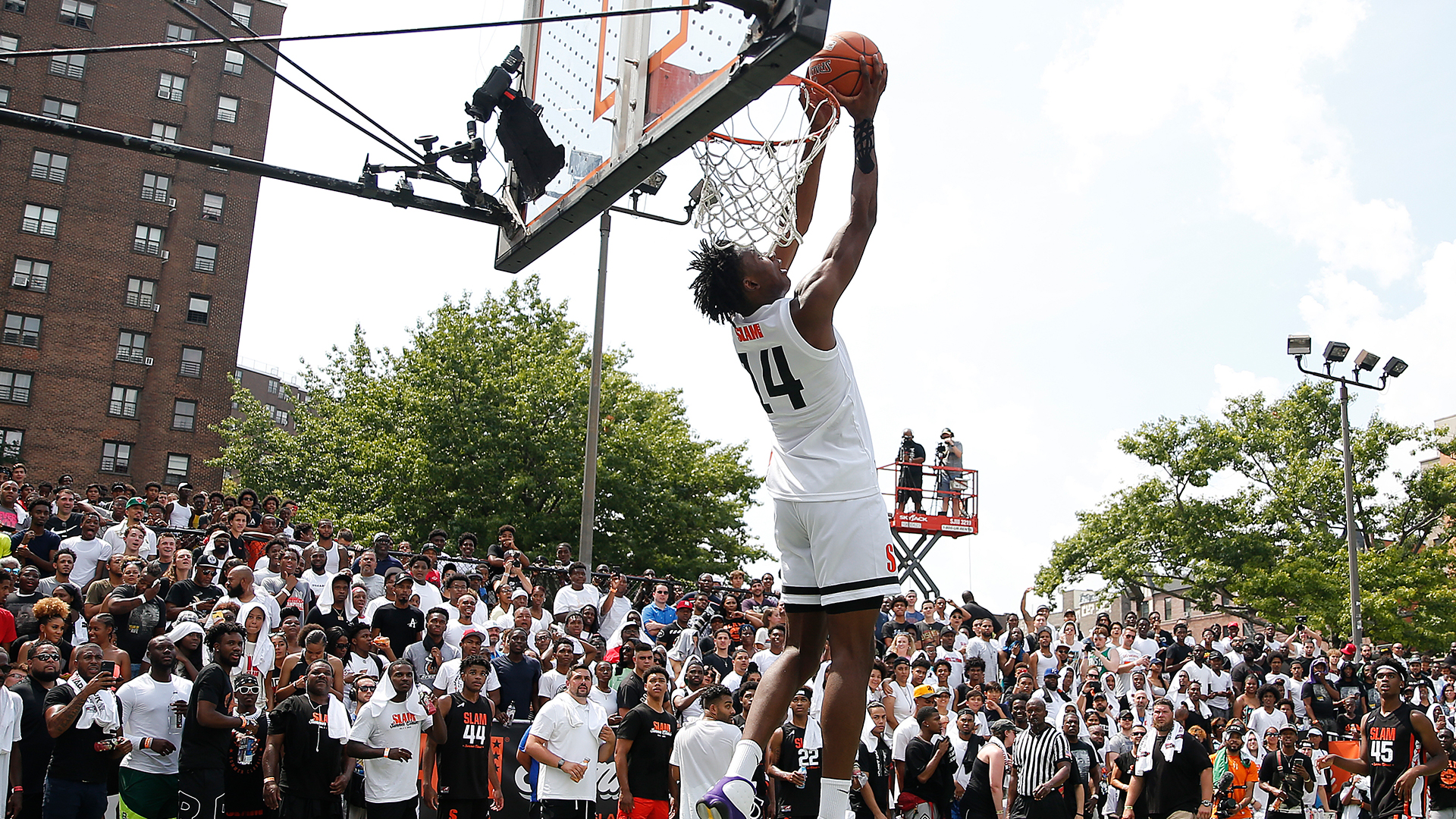 Jonathan Kuminga joining 2021 NBA Draft course is terrific for Warriors