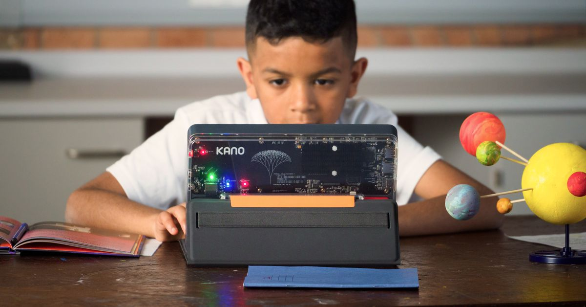 Kano's next-era buildable Home windows 10 Laptop has a more quickly processor and USB-C