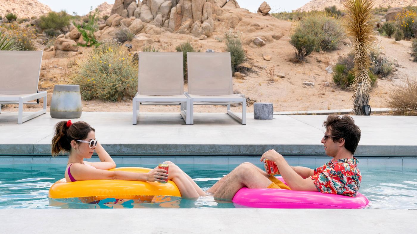 Kick Back With 'Palm Springs,' A Witty Romcom About Fighting Despair : NPR