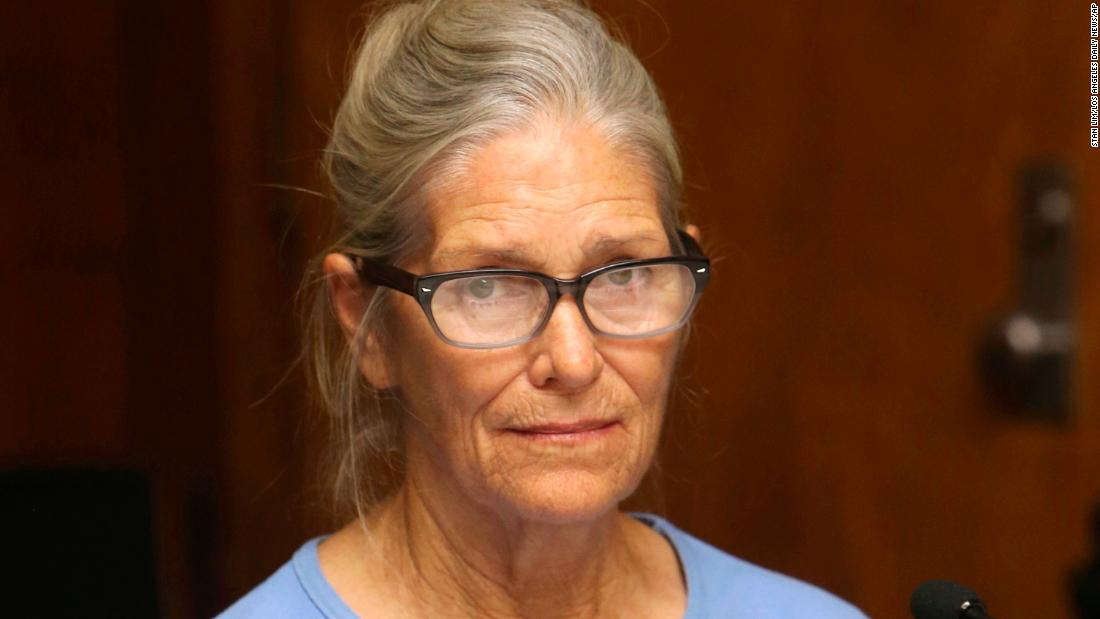 Leslie Van Houten: Manson follower recommended for parole for fourth time