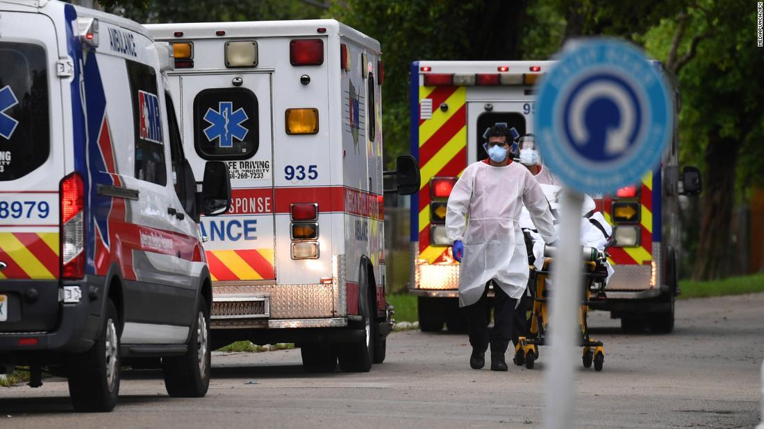 Longtime staffer of Rep. Vern Buchanan dies of coronavirus
