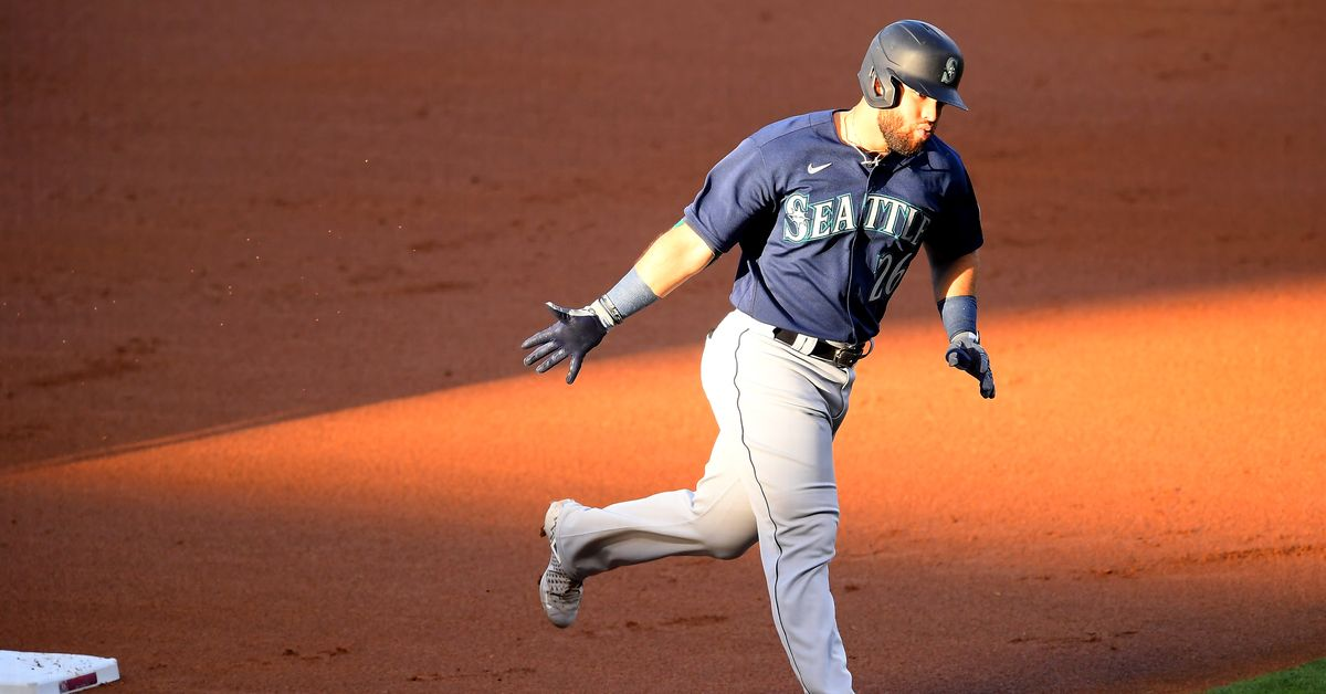 Mariners go to Anaheim (not Los Angeles), beat the Angels (not Mike Trout)