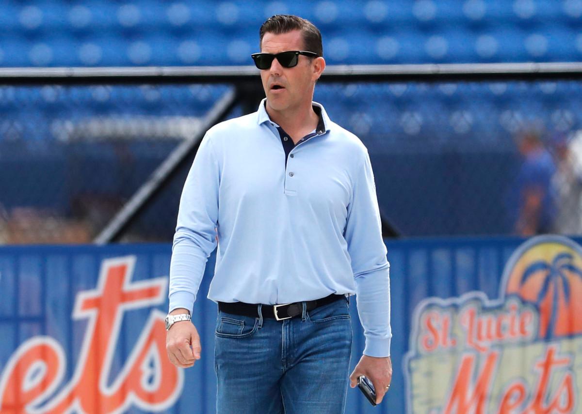 Mets' Brodie Van Wagenen bracing for positive player tests
