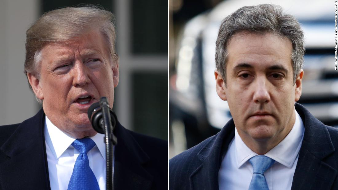 Michael Cohen case and others have judges second-guessing Trump's DOJ