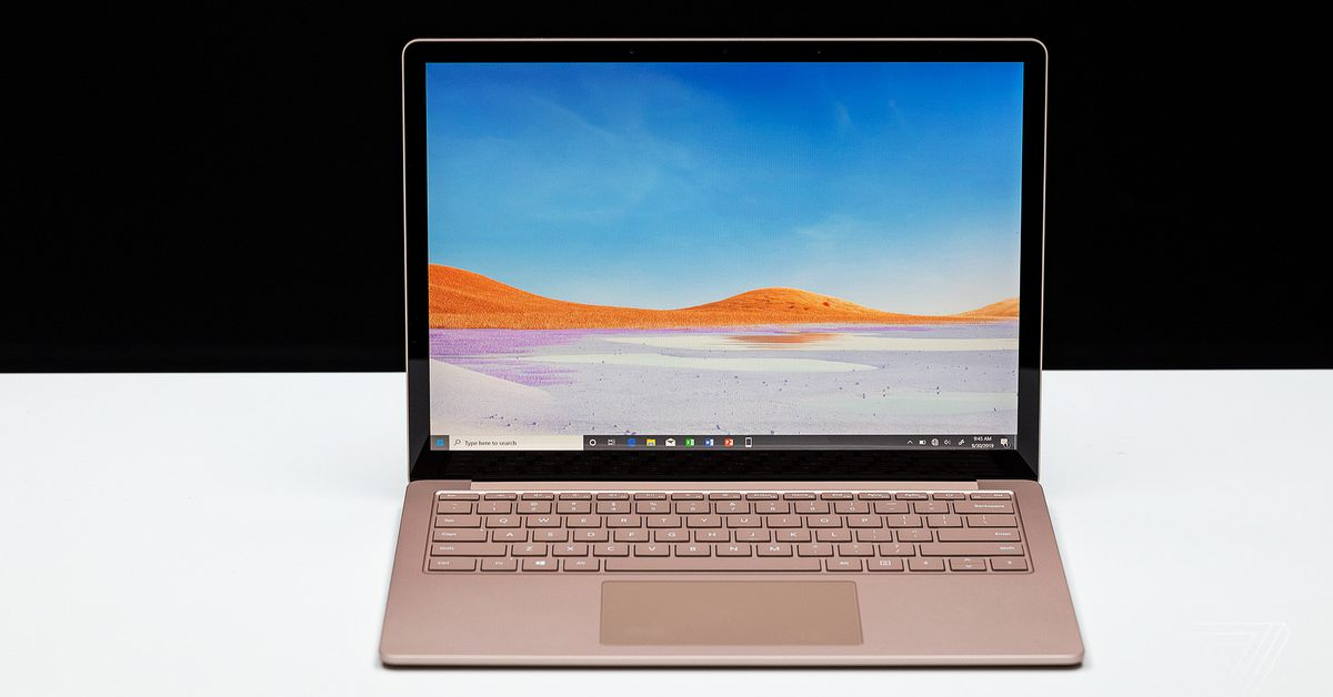 Microsoft's Surface area Laptop 3 is extra cost-effective than at any time