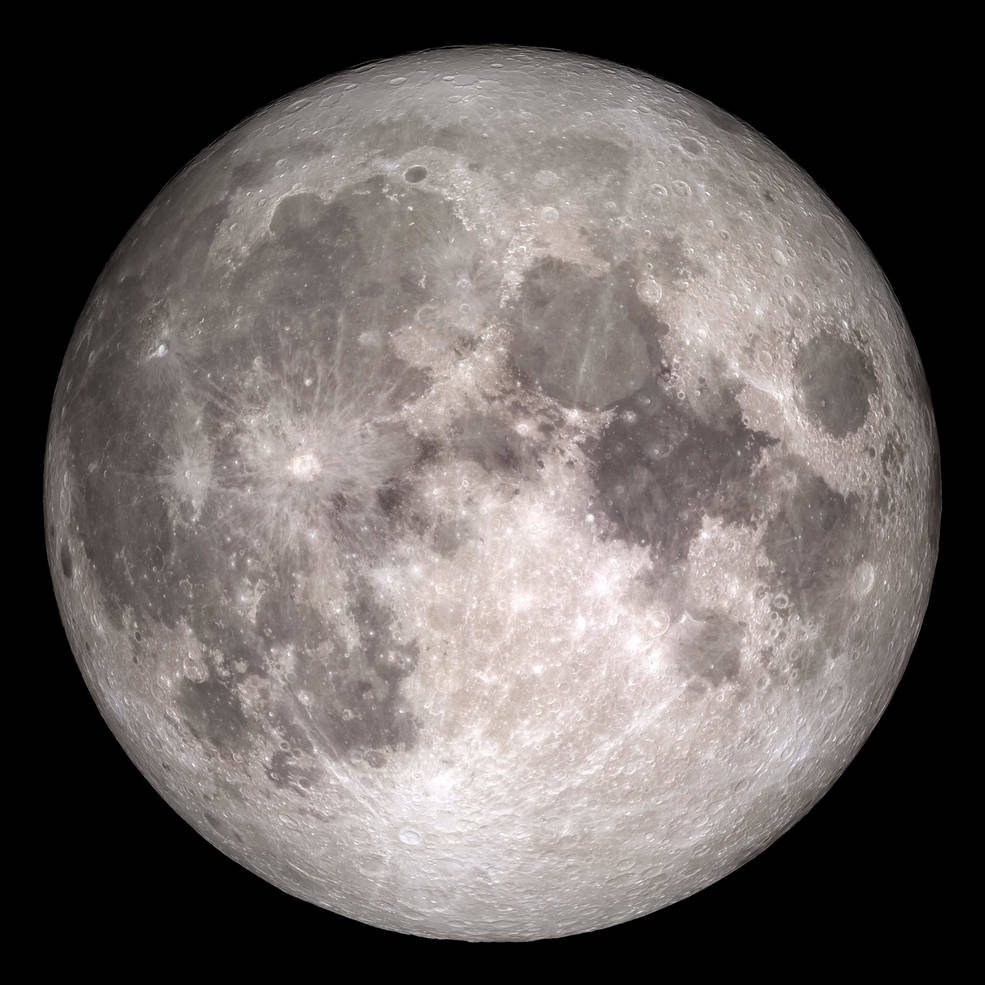 Moon discovery: Radar sheds new light on lunar subsurface
