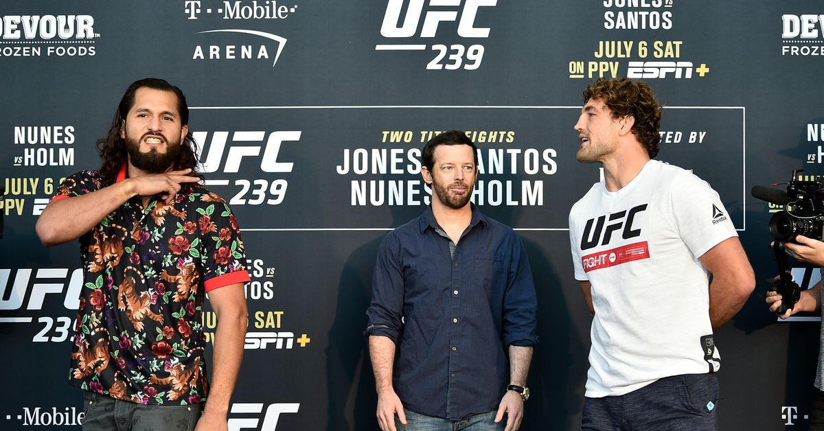 Morning Report: Ben Askren credits Jorge Masvidal's popularity to 'authenticity', says that's why Kamaru Usman 'can't get fans'