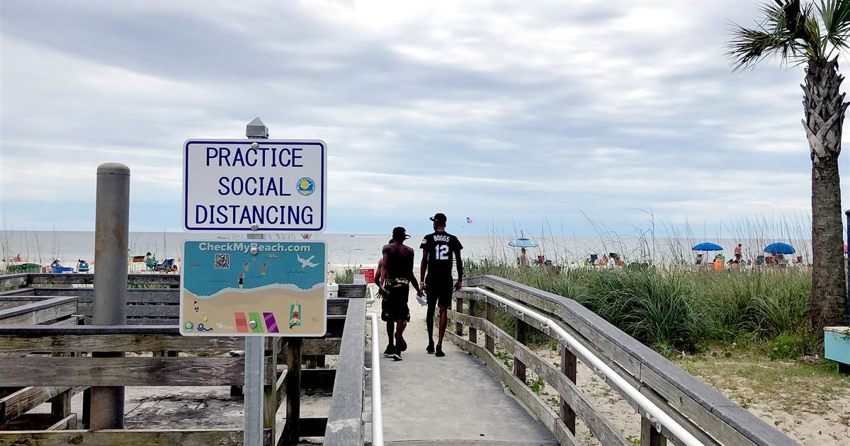 Myrtle Beach braces for tourists despite COVID-19 outbreaks