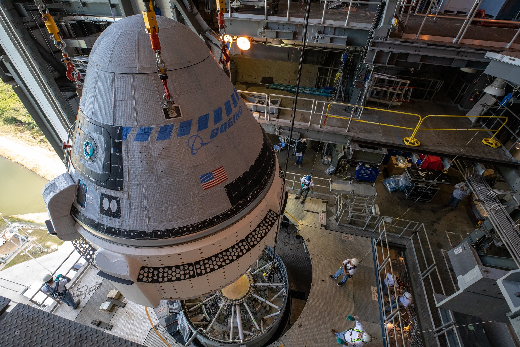 NASA and Boeing aim to redo Starliner spacecraft test later this 12 months