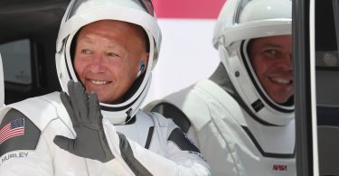 NASA astronauts Doug Hurley and Bob Behnken prepare for historic return to Earth in SpaceX capsule