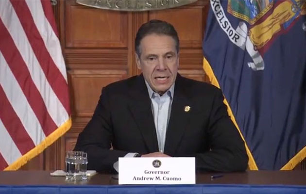 NY Gov. Andrew Cuomo Adds 10 States To Quarantine, NYC In Stage 4 – Deadline