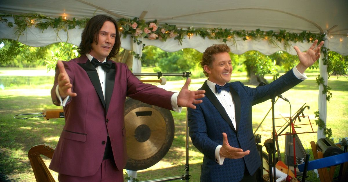 New trailers: Bill & Ted Face the Music, Beyoncé's Black is King, and more