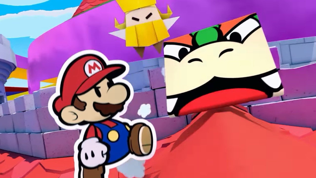 Paper Mario Producer Claims It truly is No Longer Attainable To Modify Mario People