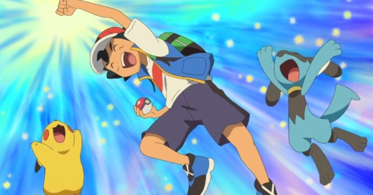 Pokemon Journeys Surprises with Ash's Newest Catch