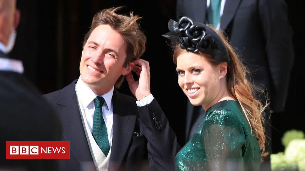 Princess Beatrice marries Edoardo Mapelli Mozzi in private Windsor ceremony