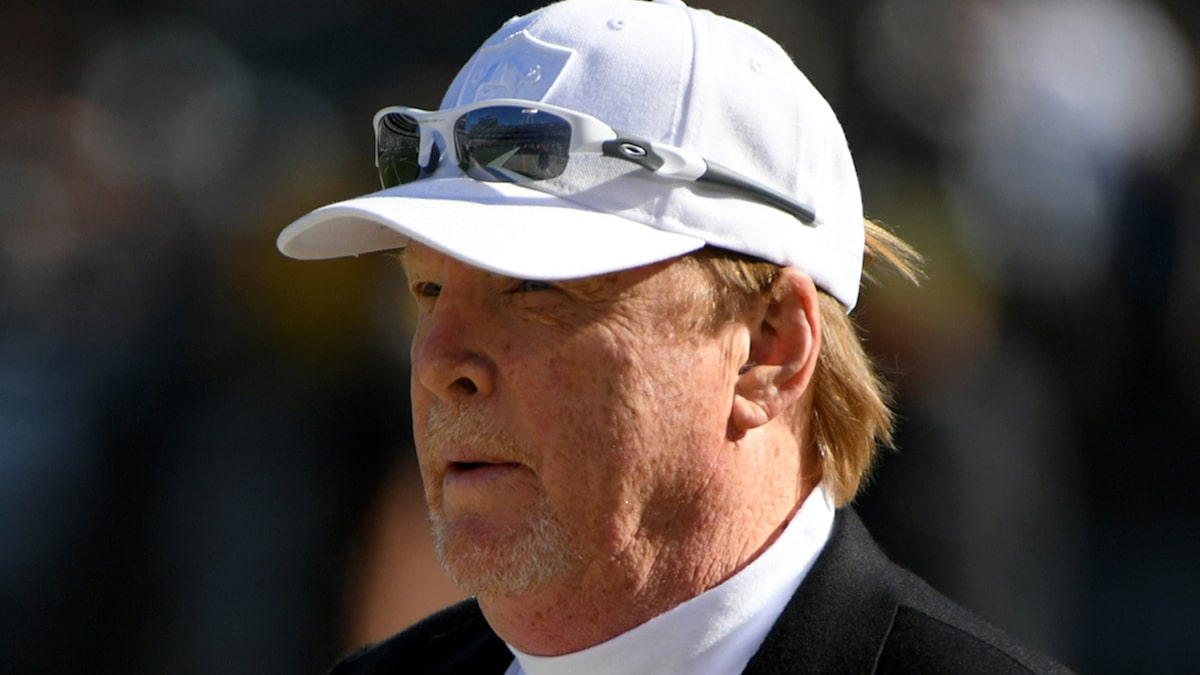 Raiders Owner Mark Davis Suggests Canceling '20 NFL Season Is Real Likelihood