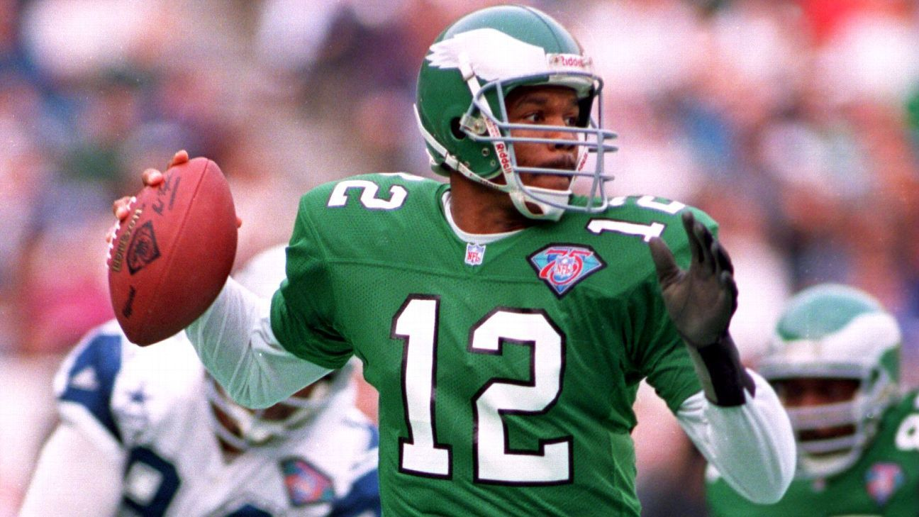 Randall Cunningham joins Las Vegas Raiders as team chaplain