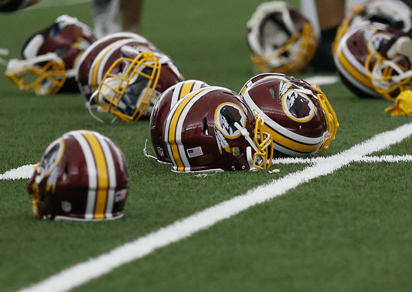 Report: Washington to announce name change from Redskins 'in next few days'