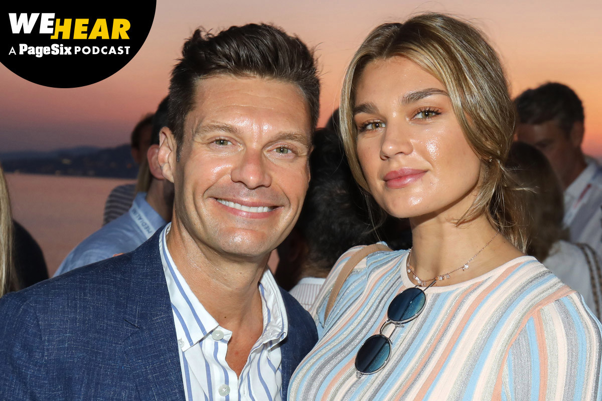 Ryan Seacrest is by now going on from Shayna Taylor